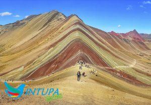 Montaña de colores cusco vinicunca