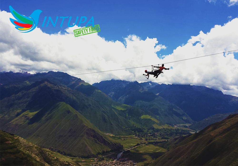 Tour Zipline Cusco
