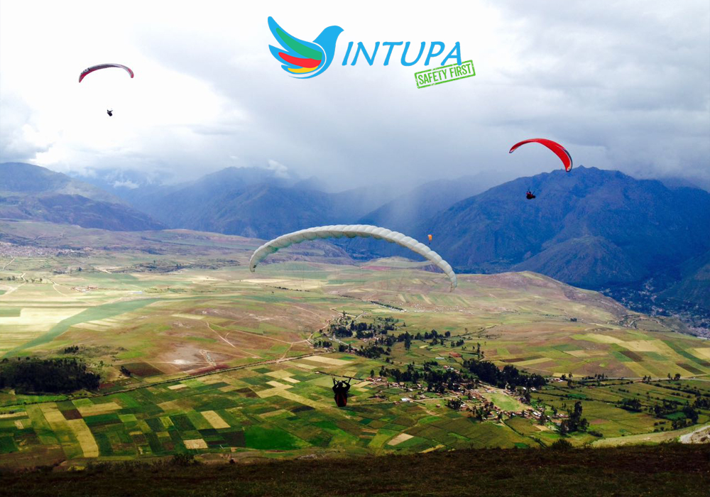 Tour Parapente Valle Sagrado Cusco