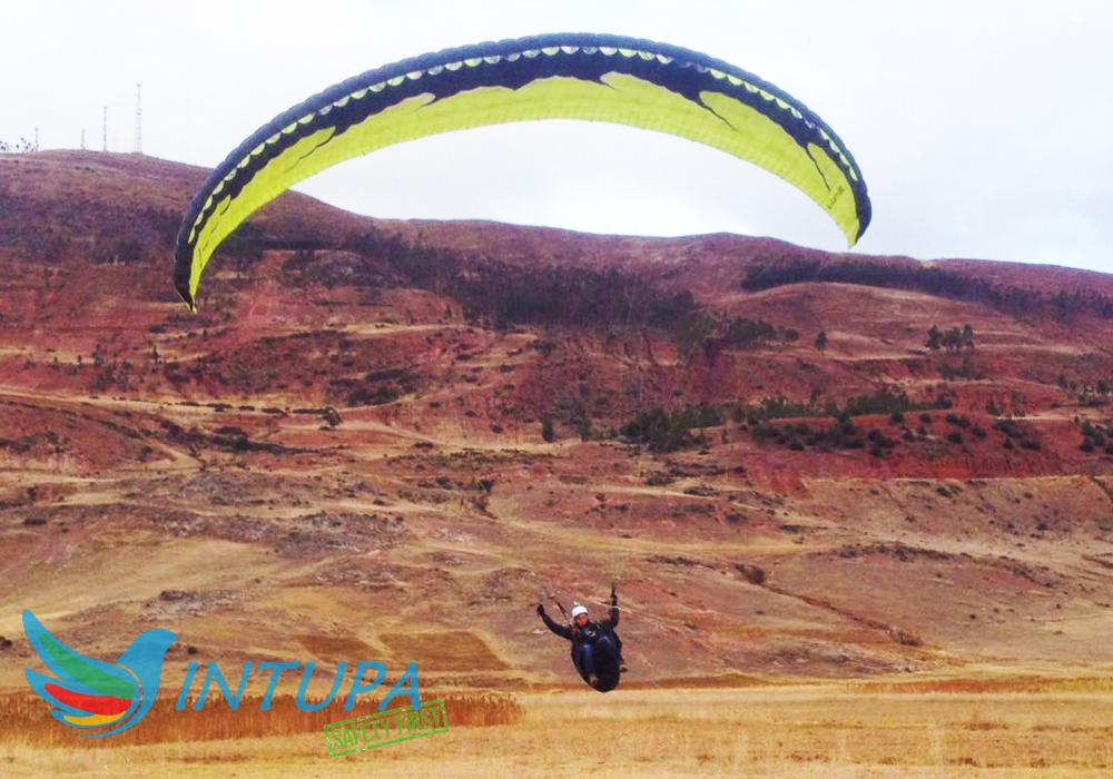 Parapente Cusco