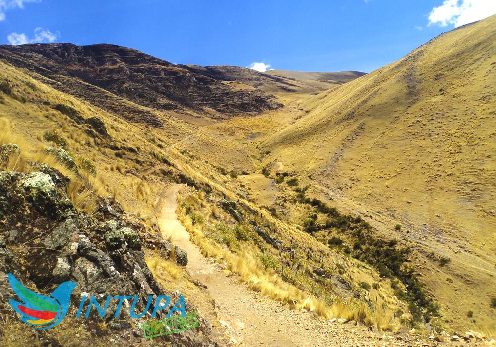 Camino Huchuy Qosqo