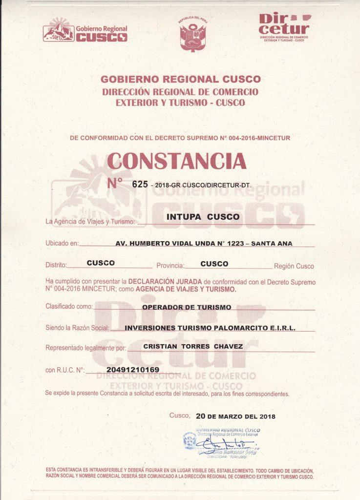 Constancia-del-Ministerio-de-Cultura-Intupa-Cusco