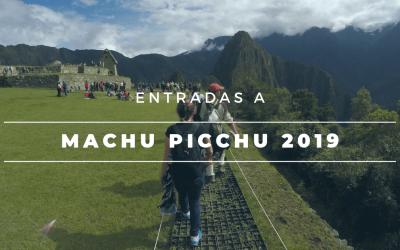 Entrada a Machu Picchu 2019