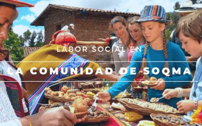 Labor Social Comunidad de SOQMA