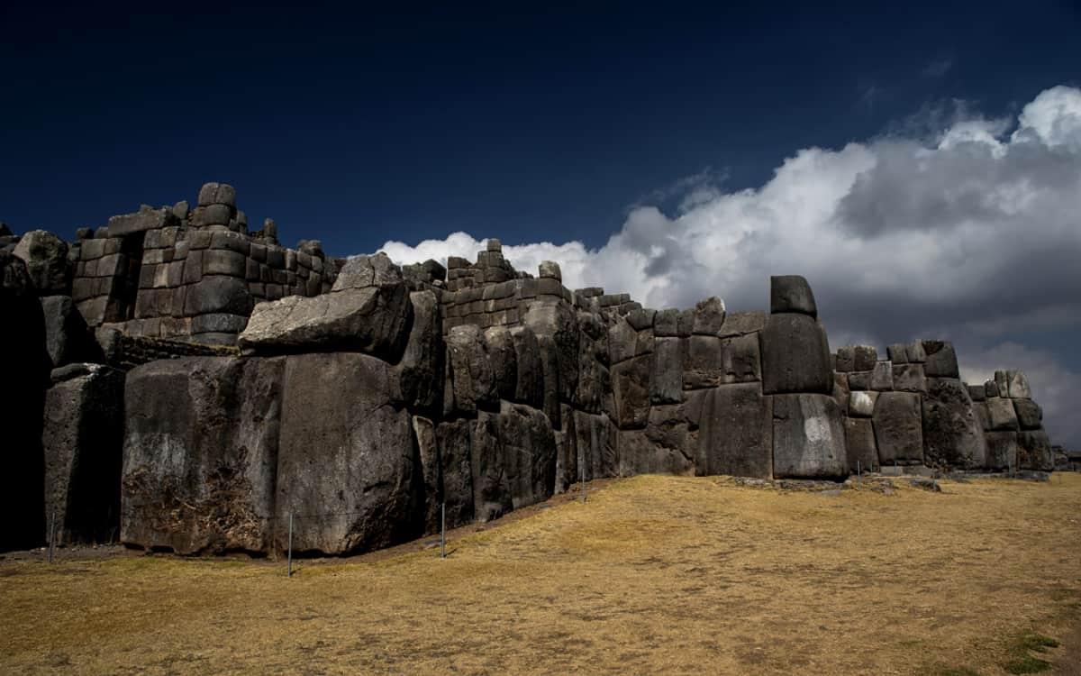 Sacsayhuamán-Perú