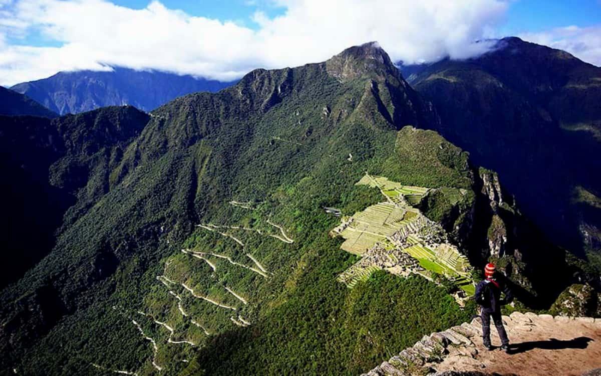 Montaña-Huayna-Picchu