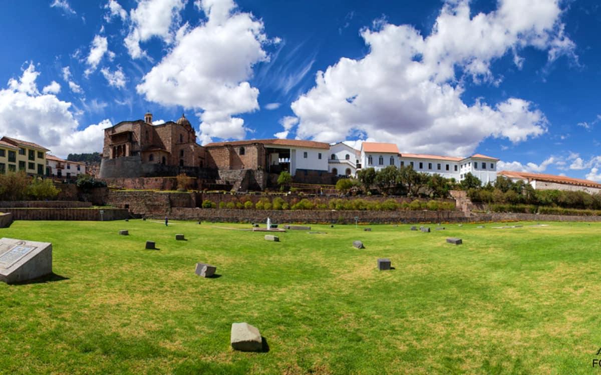 Qoricancha-en-Cusco