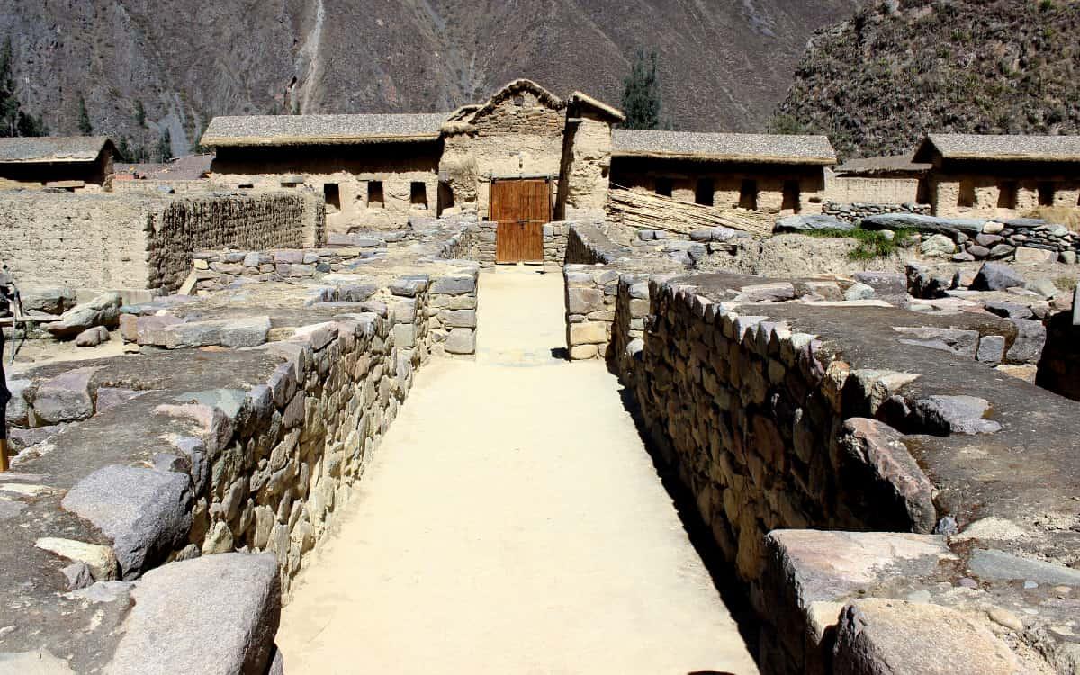 Ruinas-Ollantaytambo