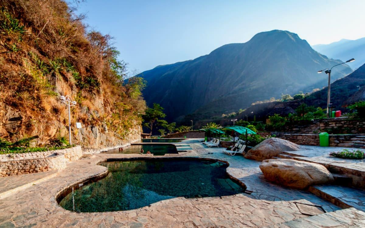 Aguas-Termales-Santa Teresa-Perú