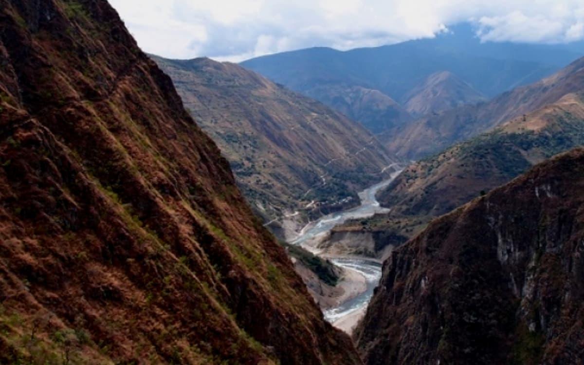 Cañon de Huancarcasa