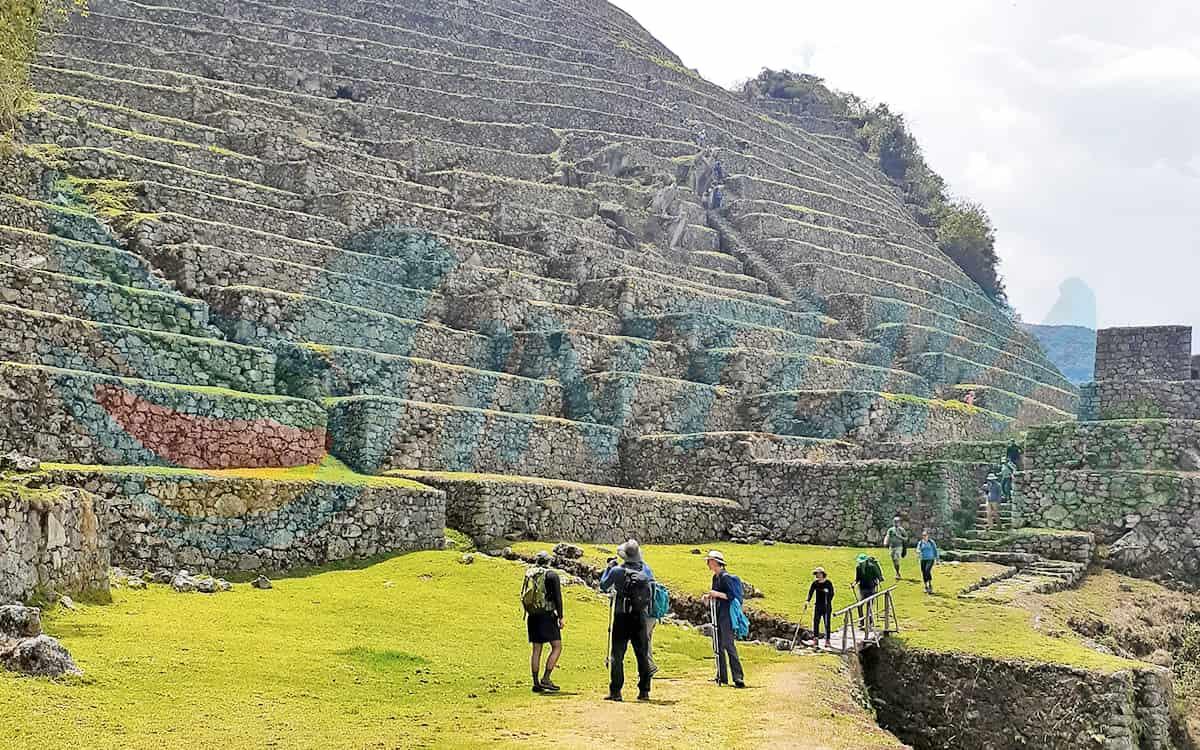 Camino-Inca-Intipata