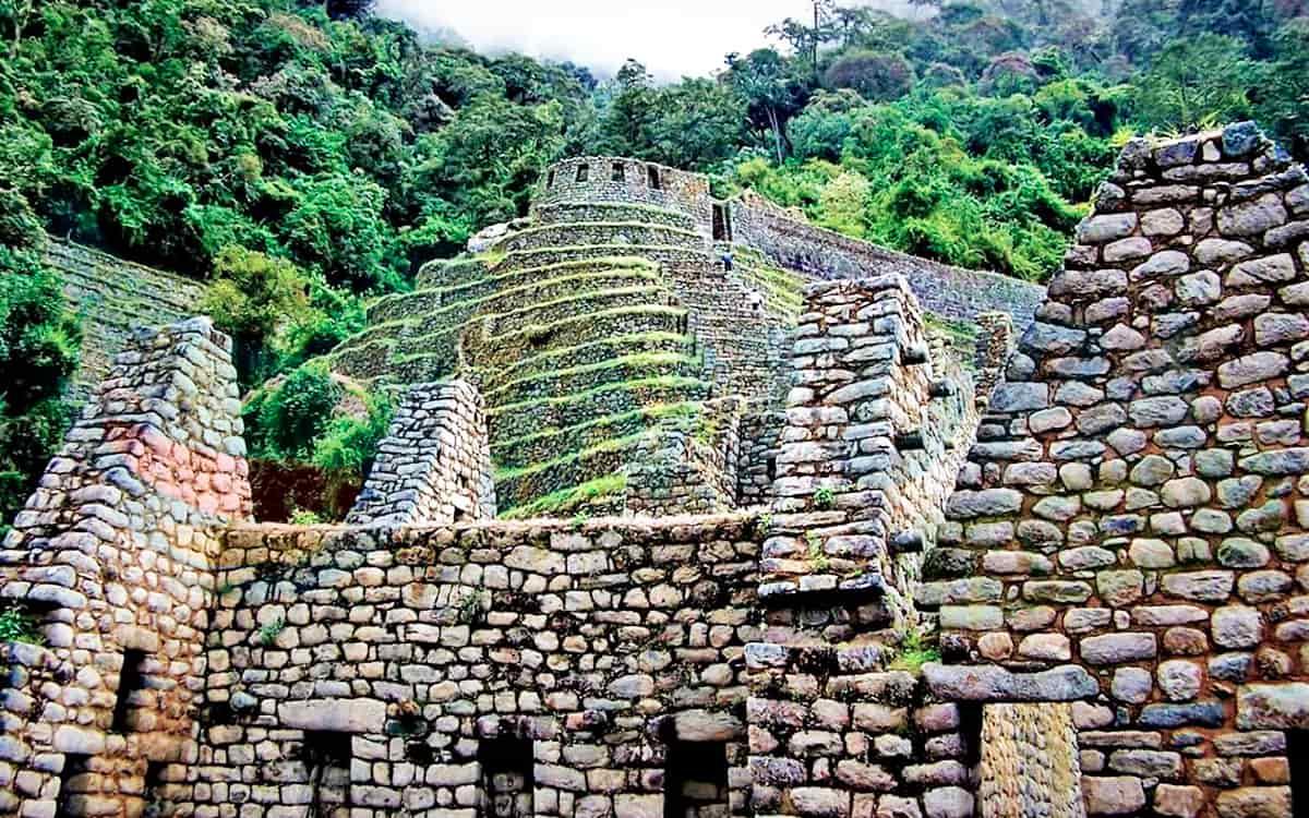 Camino-Inca-Winay