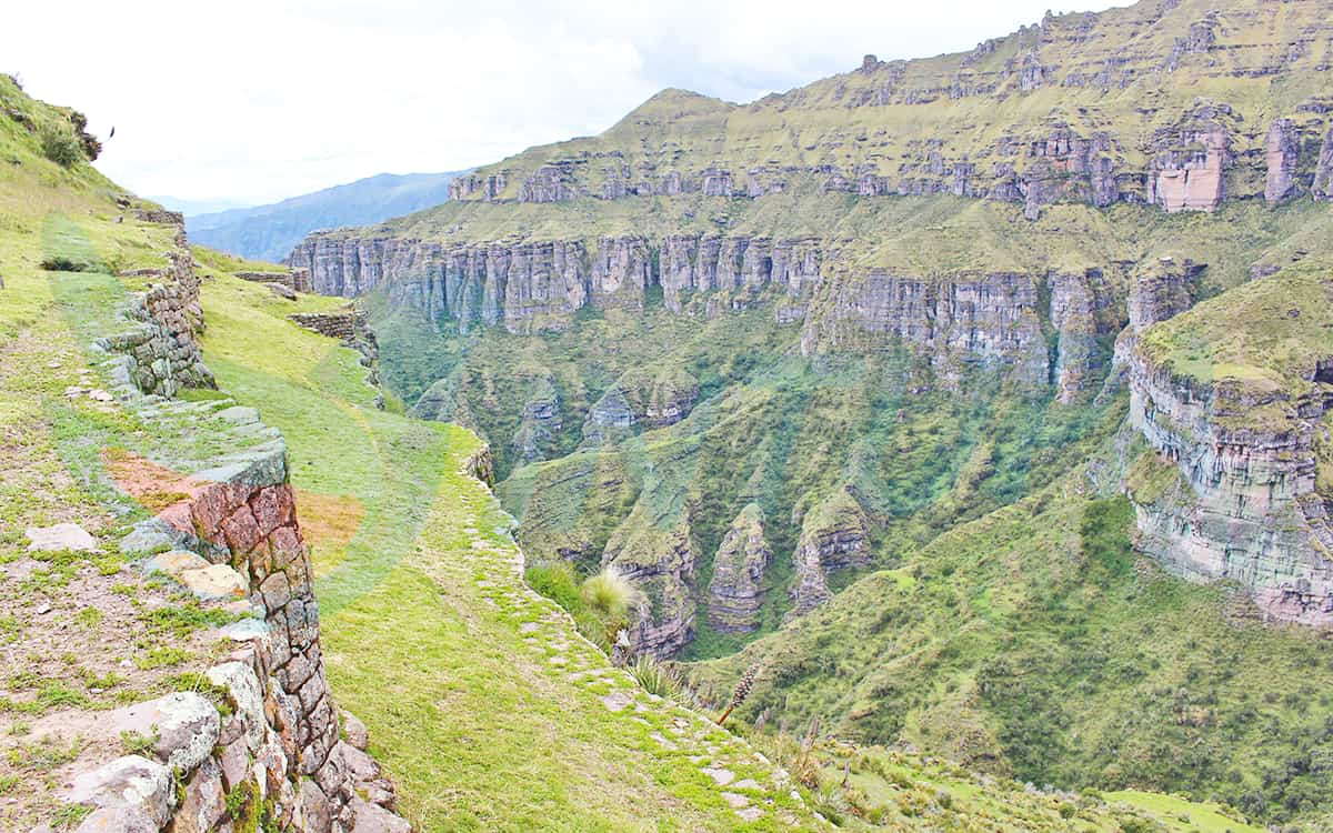 Camino-a-Waqrapucara