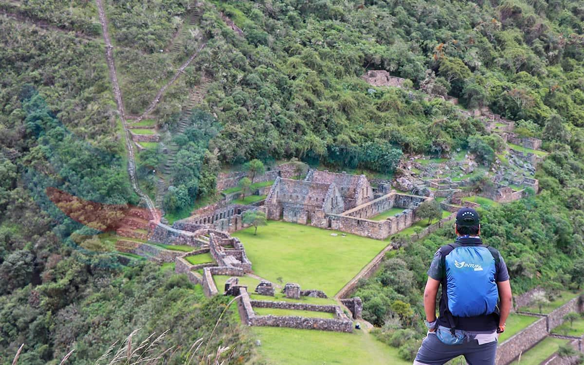Choquequirao-Intupa