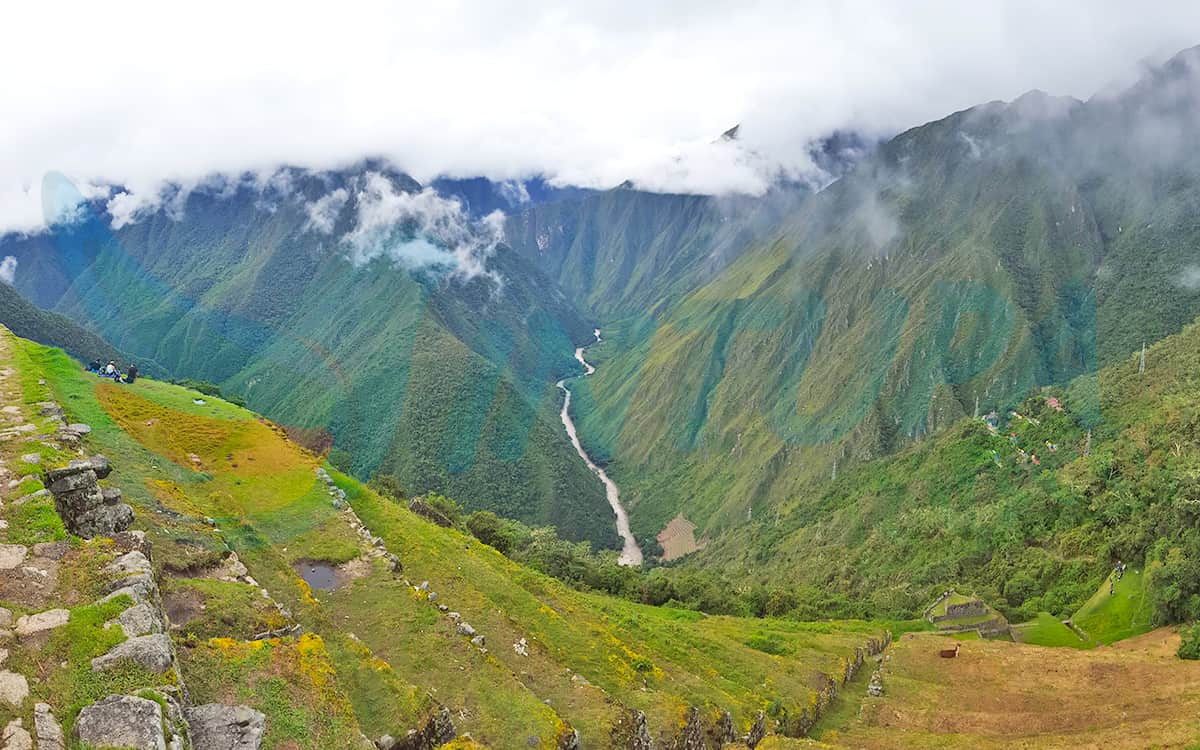 Intipata-Camino-Inca