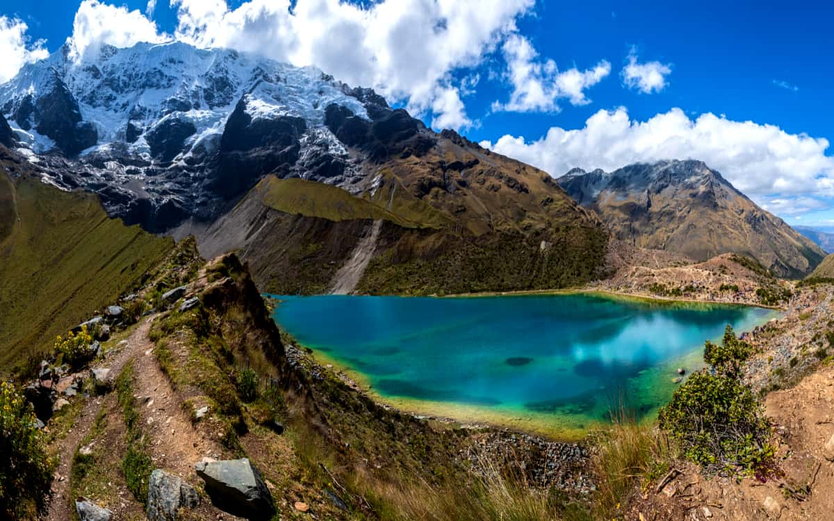 Montaña-Humantay-Perú