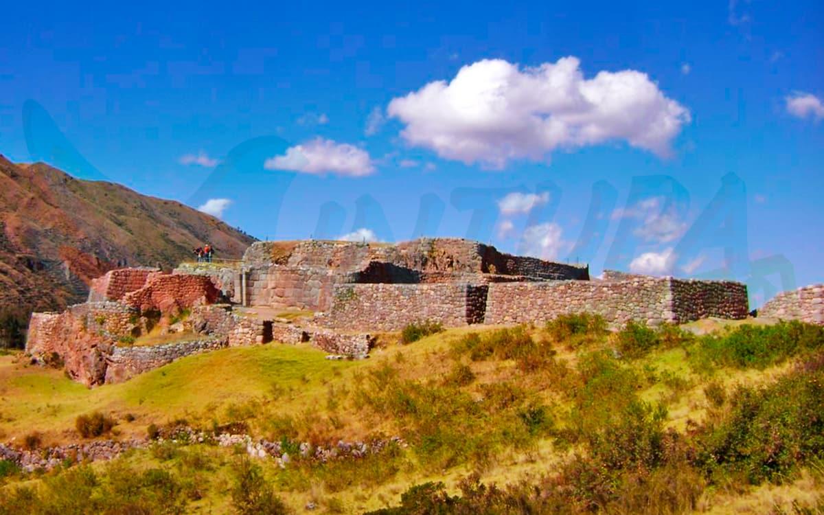 Puca-Pucara-Cusco