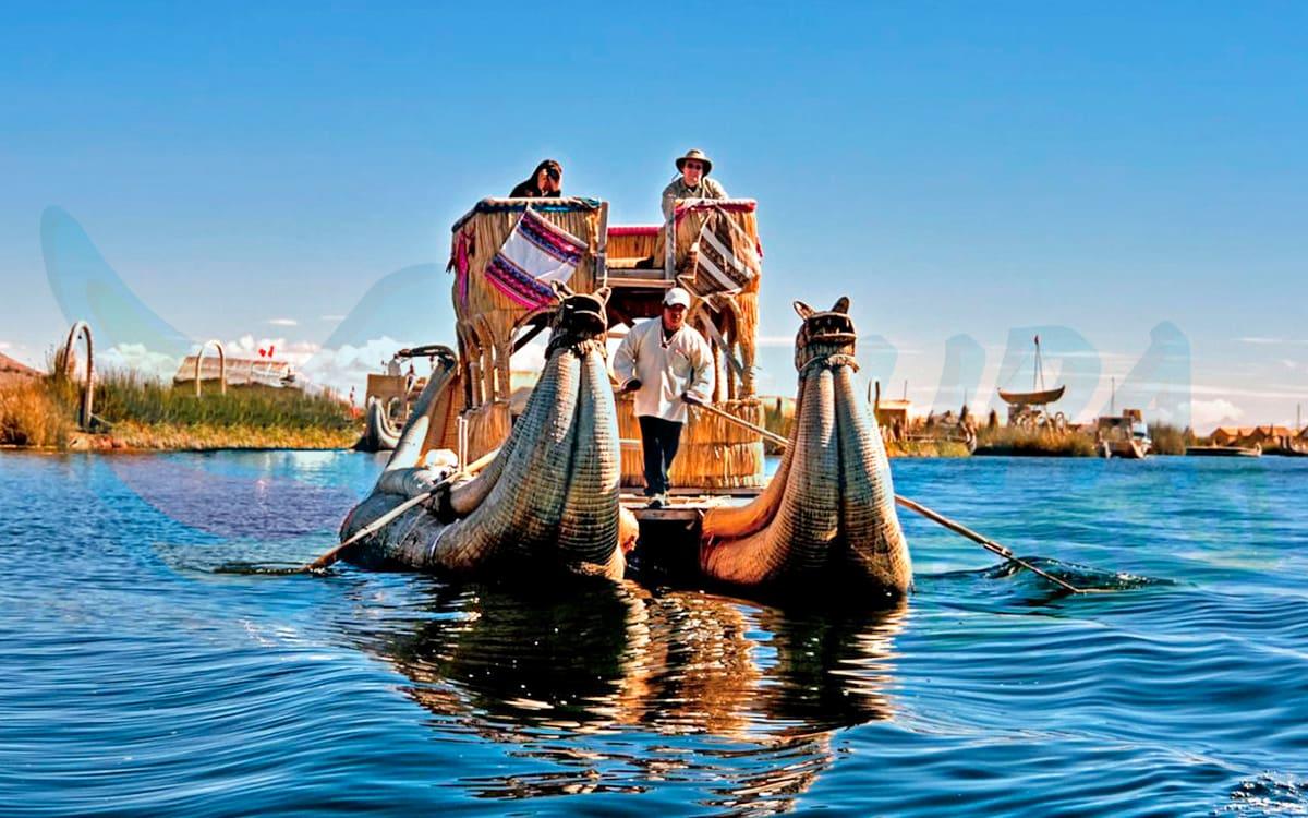 Uros-Titicaca