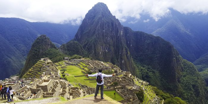 Tour Machu Picchu Día