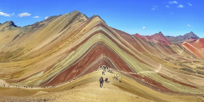 Montaña de Colores 1 Día